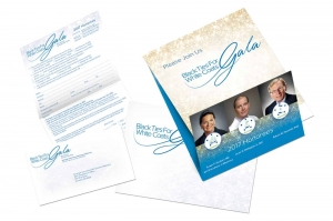 Geisinger Commonwealth School of Medicine Fundraising Gala Collateral