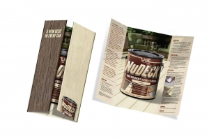 NuDeck Packaging and Collateral