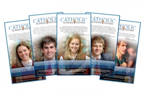 Catholic Schools Newspaper Advertising Campaign