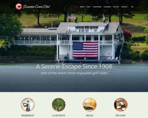 Scranton Canoe Club CMS Website