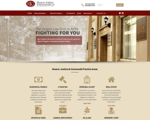 Rosenn Jenkins & Greenwald, LLP CMS Website