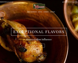 Momento Pizzeria and Restaurant Website