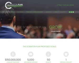 The Scranton Plan Website