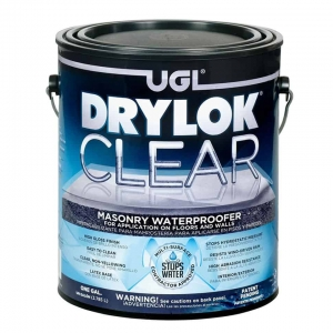 DRYLOK Clear Masonry Waterproofer Packaging