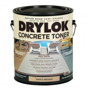 DRYLOK Concrete Toner Packaging